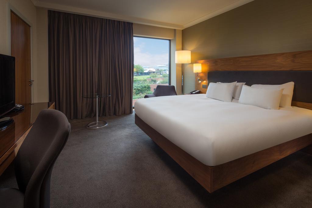 إطلالات رائعة لـ فندق هيلتون ليفربول افضل فنادق في ليفربول