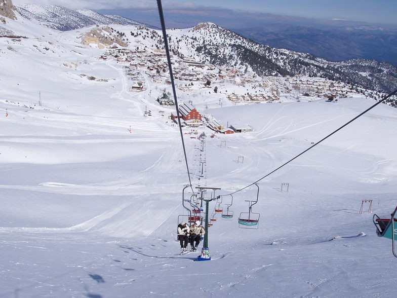 مركز تزلج ساكليكينت من افضل اماكن السياحة في انطاليا