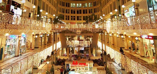 مراكز التسوق في انقرة