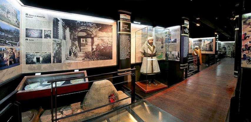 نتيجة بحث الصور عن متحف مدينة بورصة