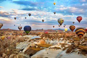 السياحة في كابادوكيا تركيا واهم الاماكن السياحية في كابادوكيا تركيا في منطقة كبادوكيا التركية
