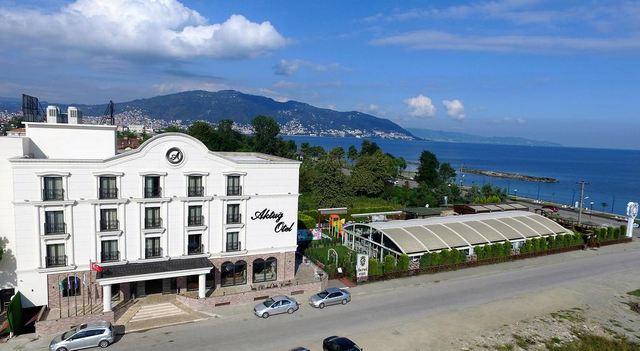 فنادق في اوردو تركيا
