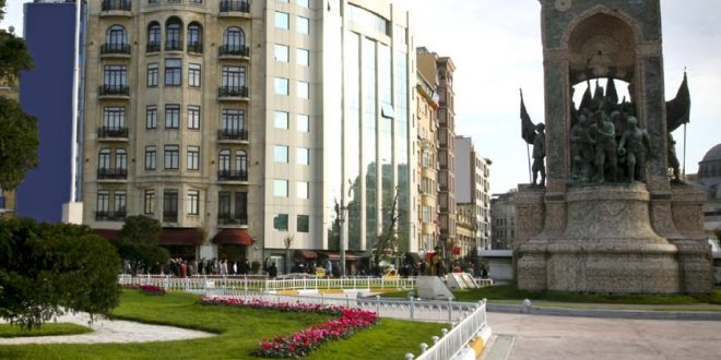 فنادق تقسيم اسطنبول
