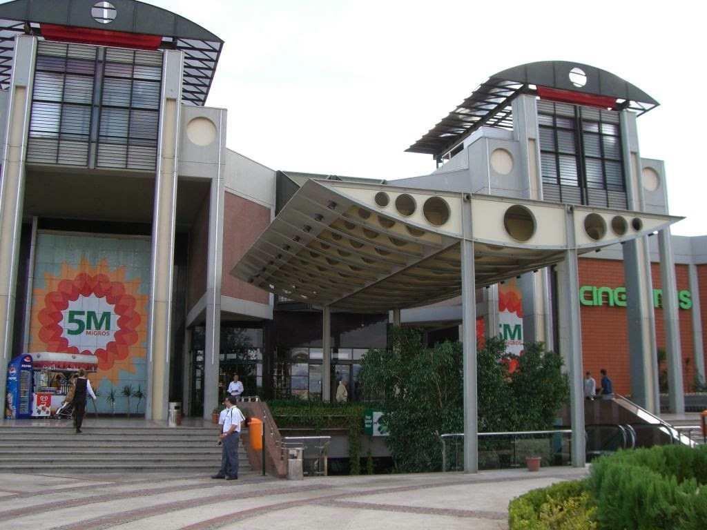 تعرف على ميجروس مول احدى اشهر مراكز التسوق في انطاليا تركيا ..