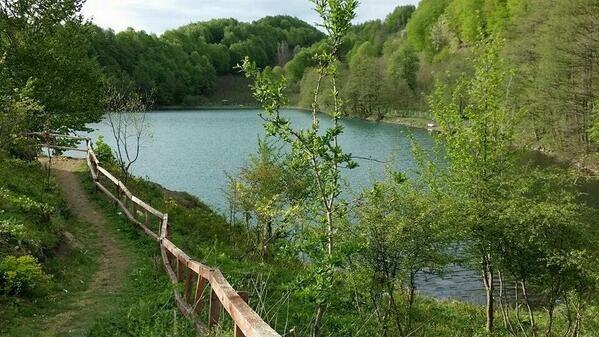 بحيرة اواو جول من اجمل الاماكن في مدينة اوردو التركية