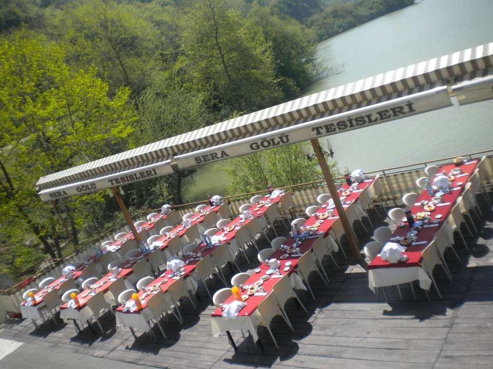 تعرف على بحيرة سيراجول احدى اجمل الاماكن السياحية في طرابزون تركيا