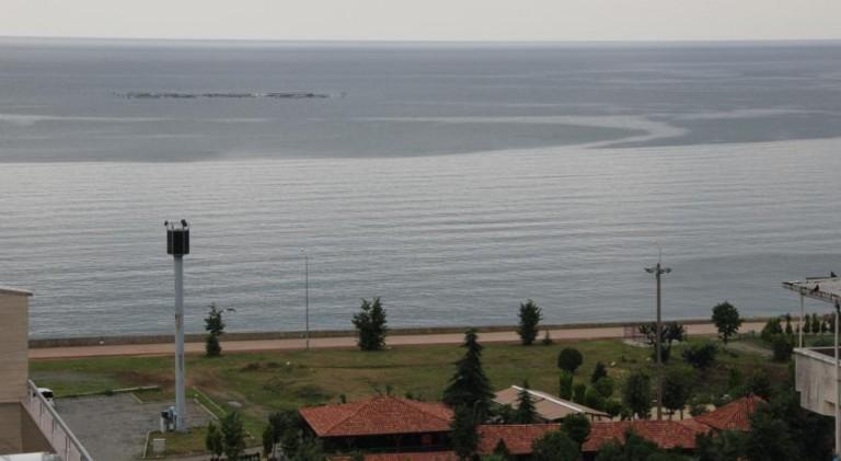 ساحل مدينة ريزا التركية