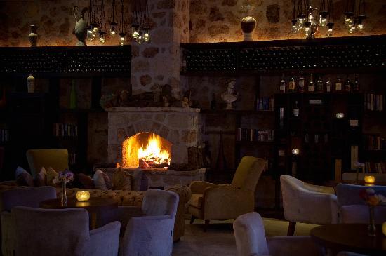مطعم فانيلا احدى افضل مطاعم مدينة انطاليا تركيا