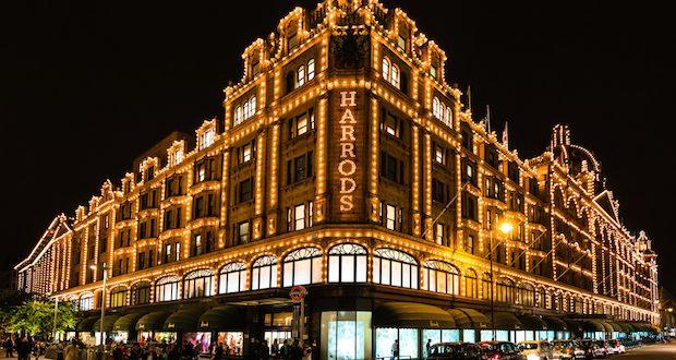 اسواق لندن - متجر هارودز ماركت