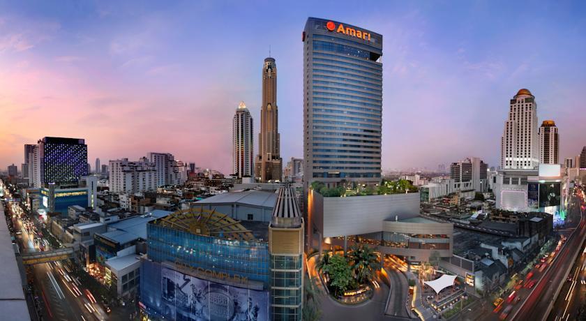 افضل فنادق بانكوك - فندق أماري ووترجيت بانكوك