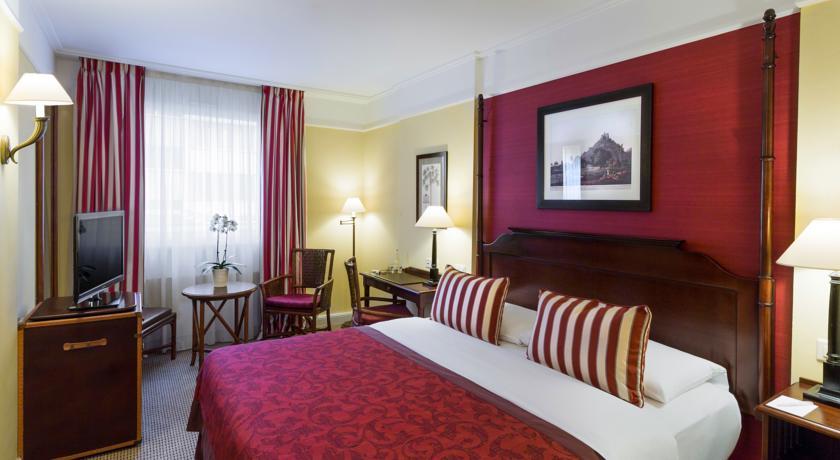 افضل فنادق جنيف - فندق كيبلينغ مانوتيل