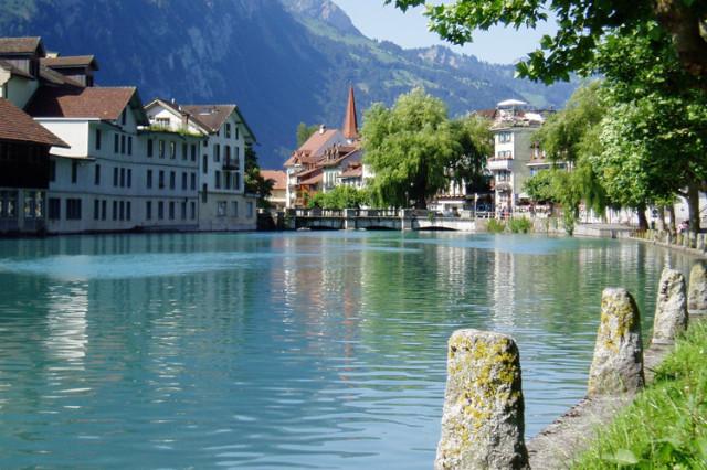 افضل فنادق سويسرا انترلاكن