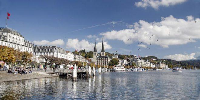 افضل فنادق لوتزيرن سويسرا