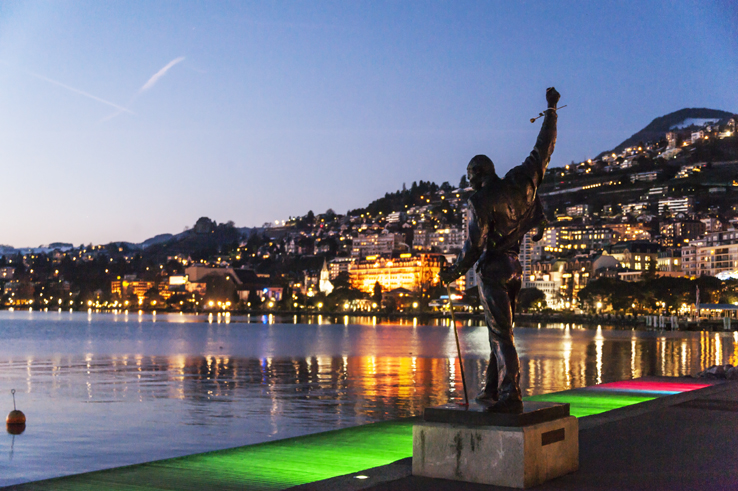 افضل فنادق مونترو سويسرا