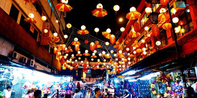 السوق الصيني في كوالالمبور