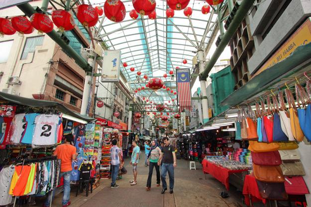 السوق الصيني كوالالمبور