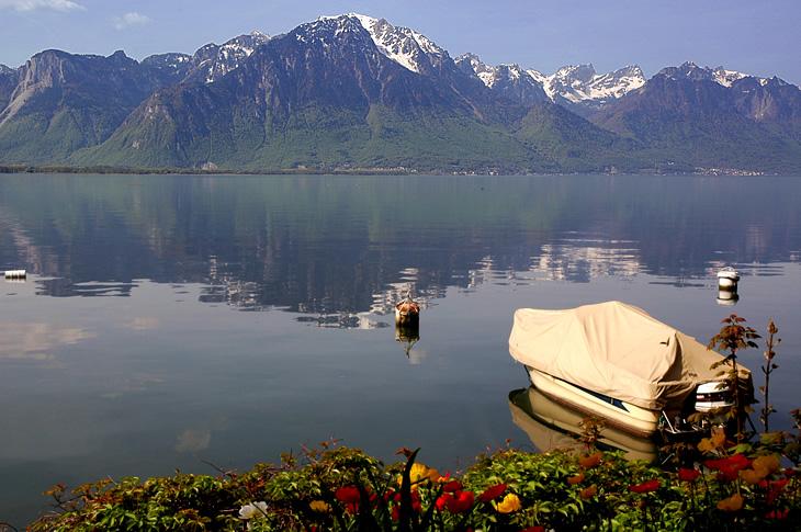 بحيرة جنيفا