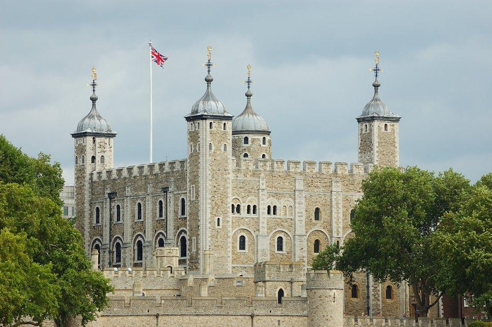 برج لندن او قلعة لندن