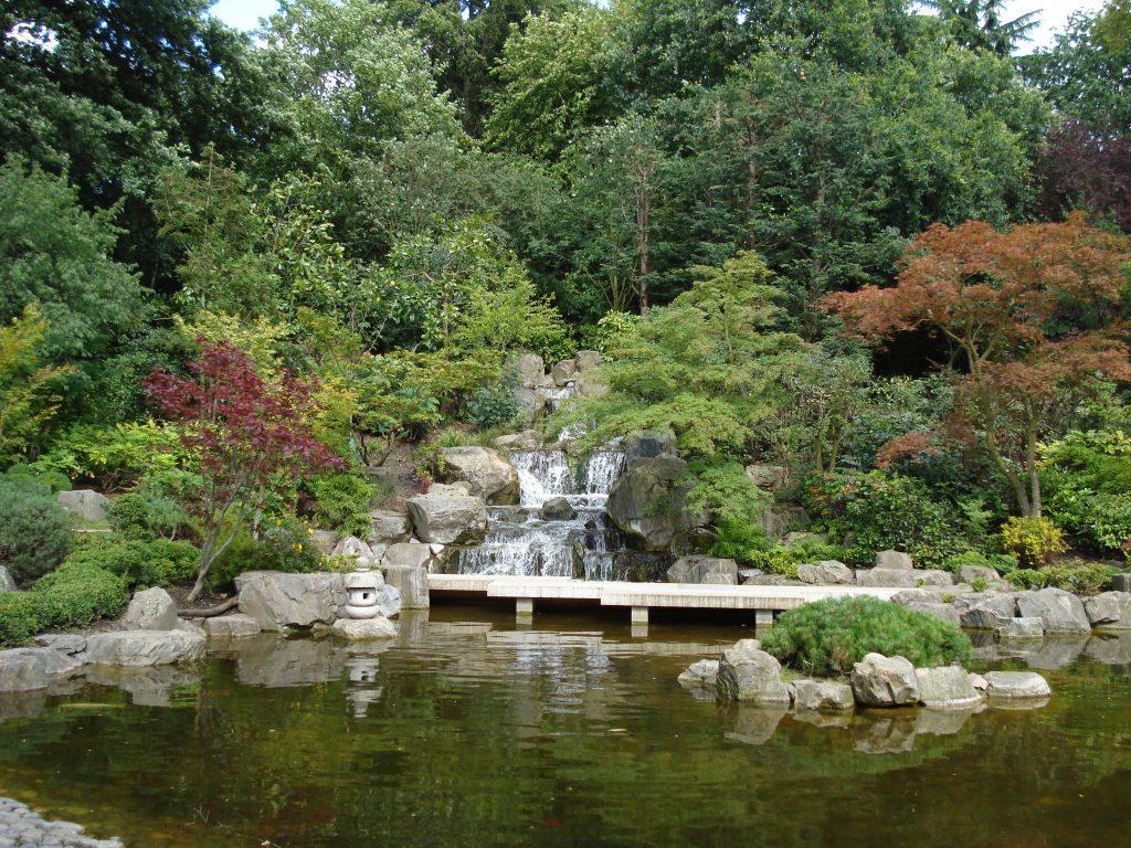 حديقة هولاند بارك