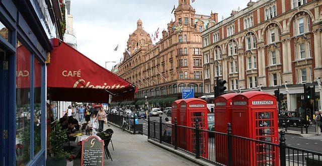 شارع العرب لندن