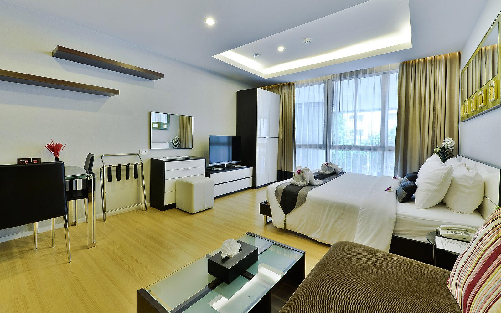 شقق فندقية في تايلاند بانكوك
