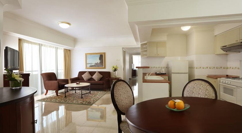 شق فندقية في جاكرتا - أريادوتا سيمانغي