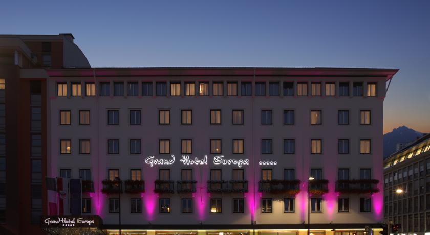 فنادق انسبروك - فندق جراند أوروبا