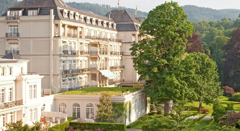 فنادق بادن بادن - فندق وسبا متنزه برينرز