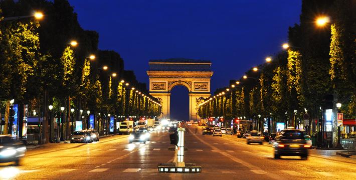 فنادق باريس القريبه من الشانزليزيه