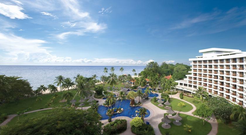 فنادق بينانج ماليزيا - منتجع جولدن ساندز باي شانغريلا