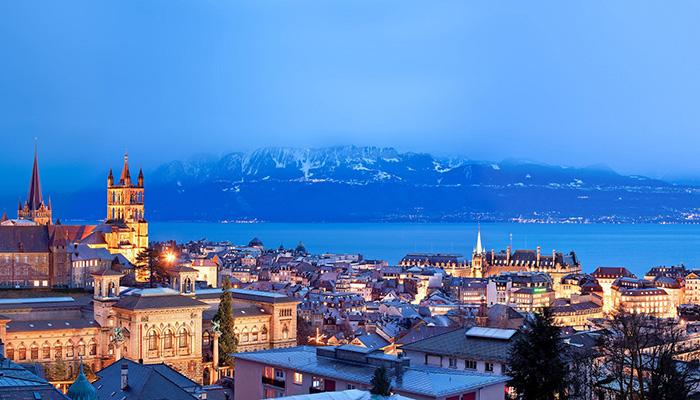 فنادق سويسرا لوزان