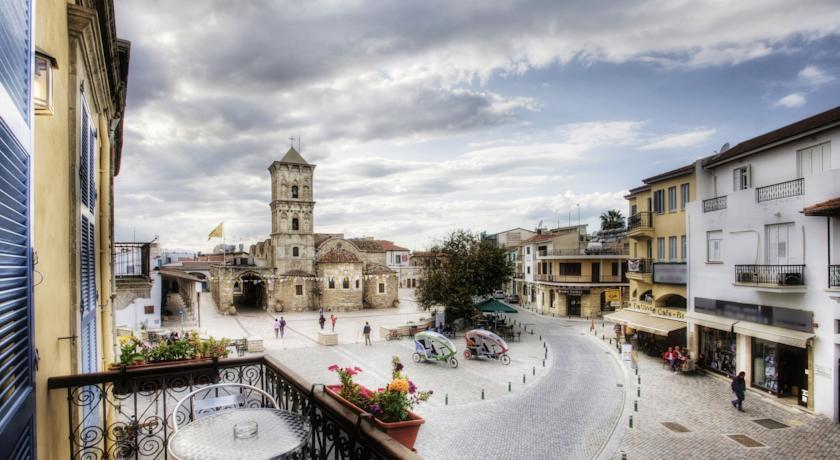 فنادق لارنكا قبرص - فندق المدينة ألكيستي