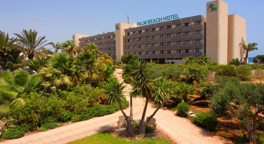 فنادق لارنكا قبرص - فندق بالم بيتش