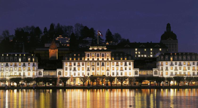 فنادق لوزيرن سويسرا