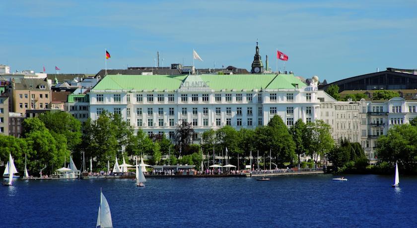 فندق أتلانتيك كمبينسكي هامبورغ