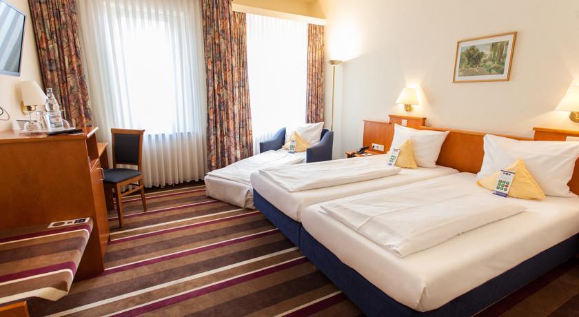 فندق بست ويسترن امبسادور