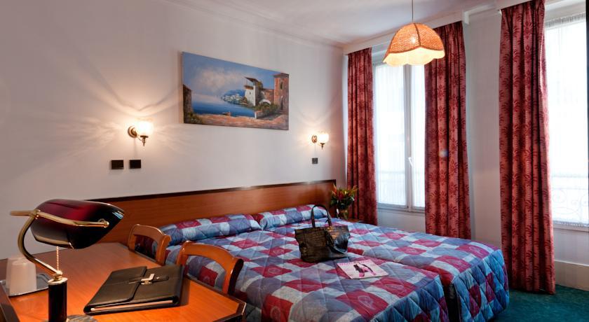فندق تروايون في باريس