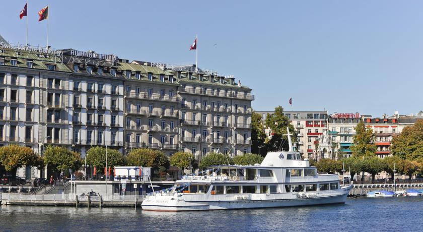 فندق دو لا بيه جنيف