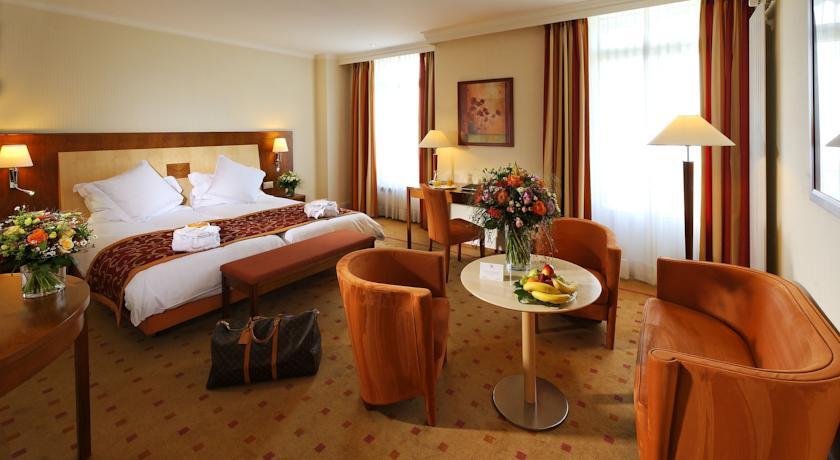 فندق دو لا بيه لوزان