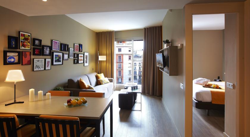 فندق سيتادينز رامبلاس برشلونة