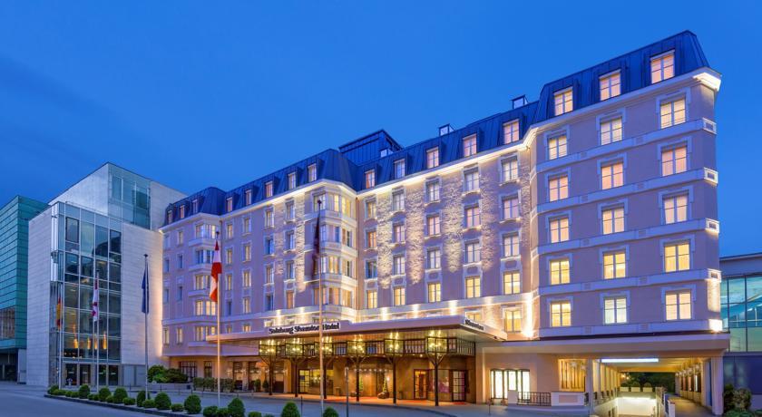 فندق شيراتون سالزبورغ