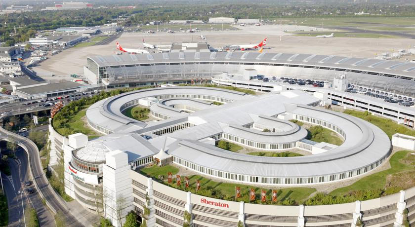 فندق شيراتون مطار دوسلدورف