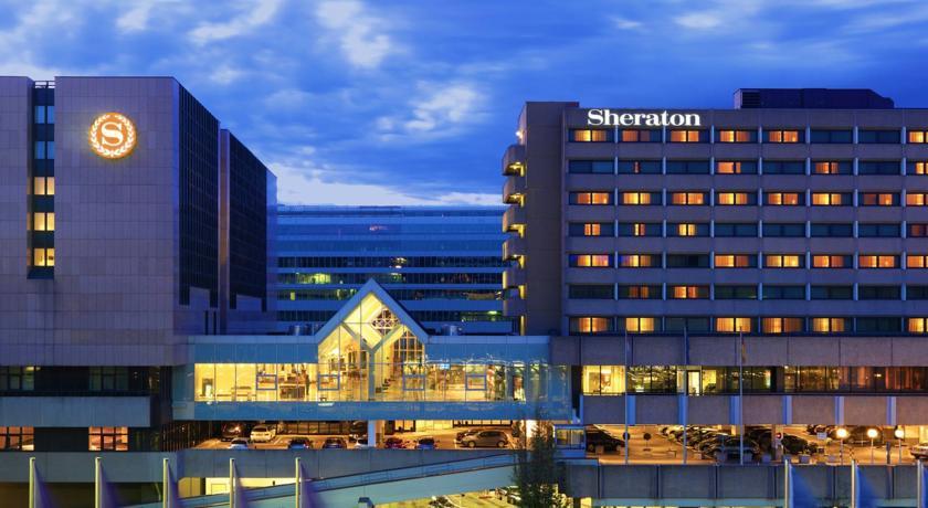 فندق شيراتون مطار فرانكفورت