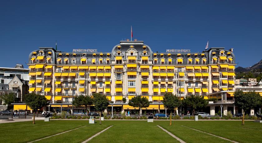فندق فيرمونت لو مونترو بالاس