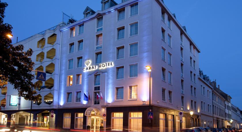 فندق كارات دوسلدورف سيتي