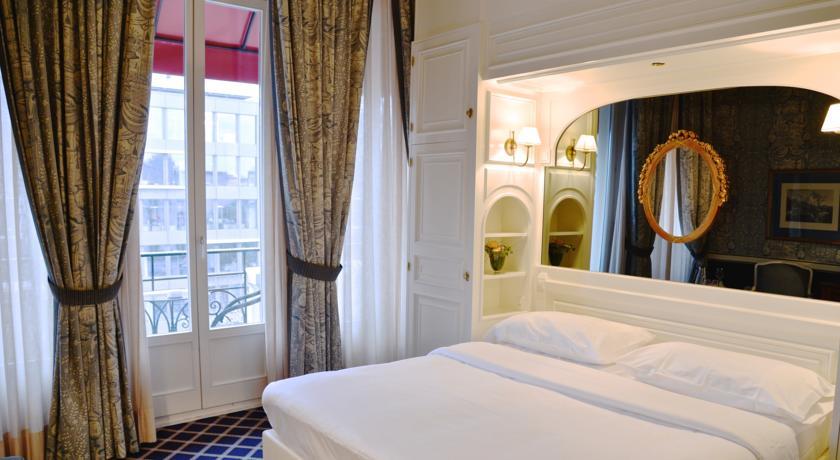 فندق كارلتون لوزان البوتيكي