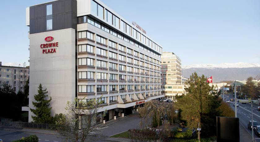 فندق كراون بلازا جنيف