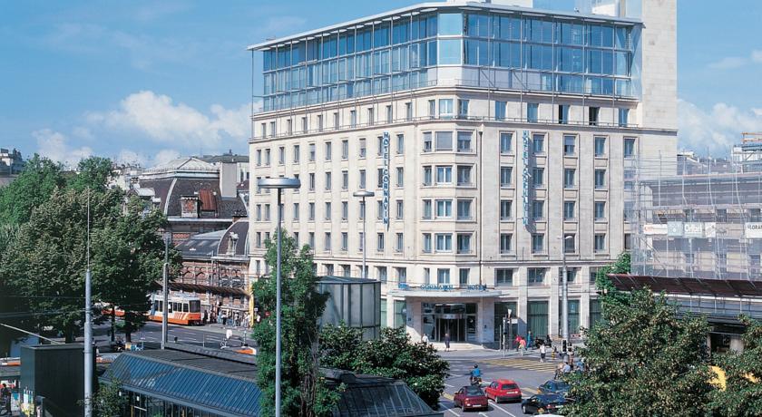 فندق كورنافن جنيف