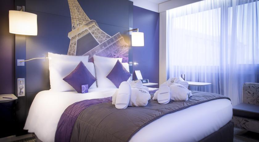 فندق ميركيور باريس سنتر برج إيفل