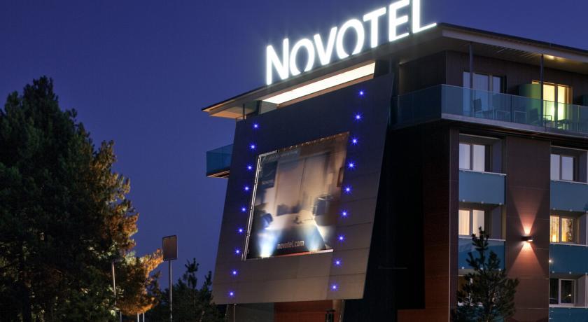 فندق نوفوتيل لوزان بوسيني